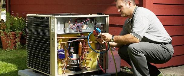 Reemplazo del secador de filtro de CA