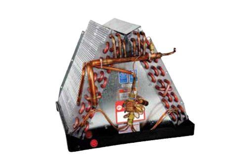 bobinas del evaporador de CA